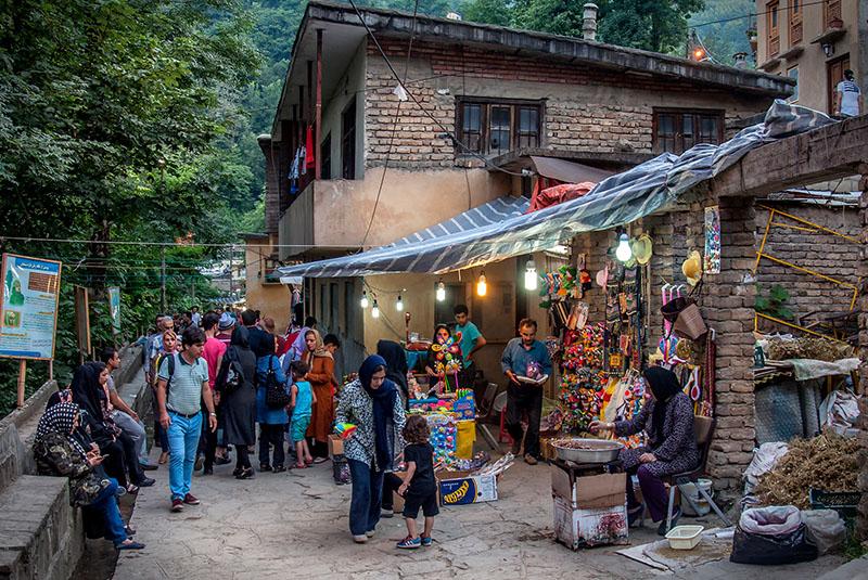 Masouleh Iran