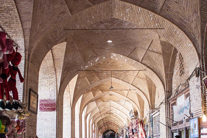 Grand Bazaar Kerman