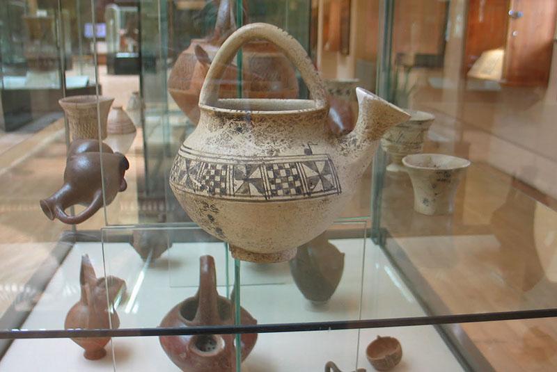 Iran Archaeological Museum