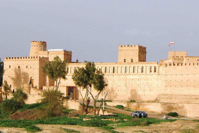 Susa Castle Iran