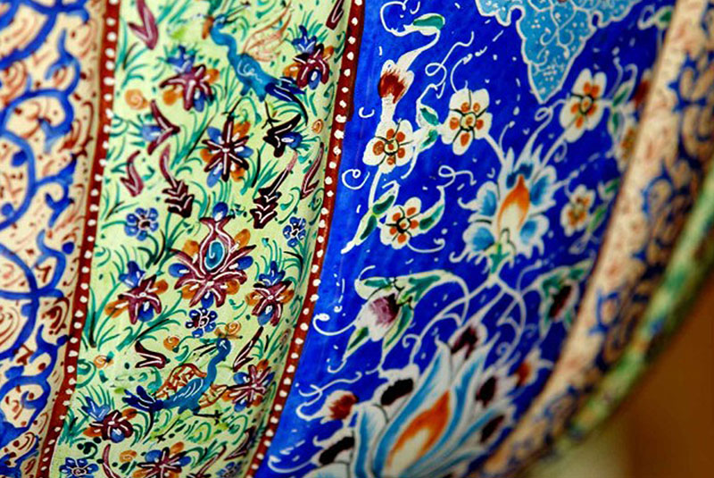 Mina-Kari Iranian Handicrafts