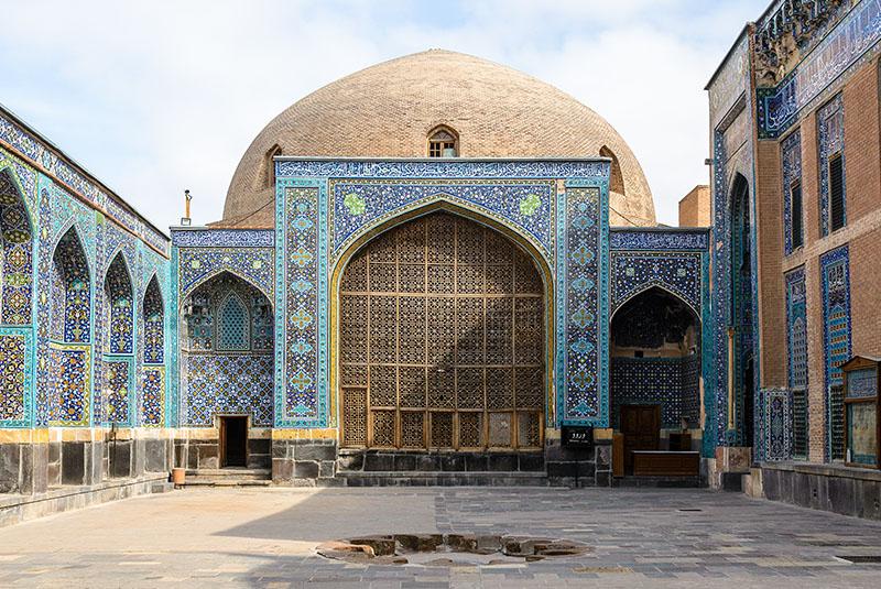 sheikh safi khanegah ardabil