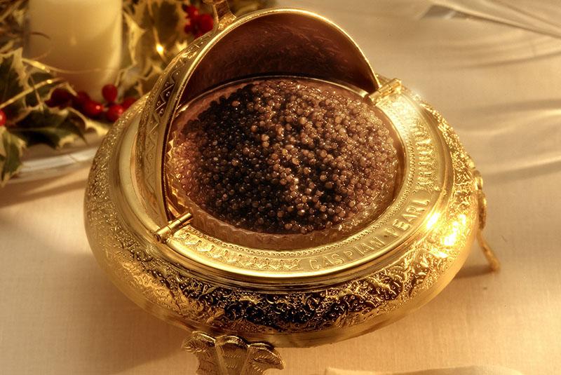 Caviar in Iran