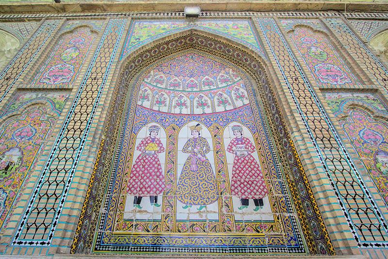 Shiraz Qavam Garden