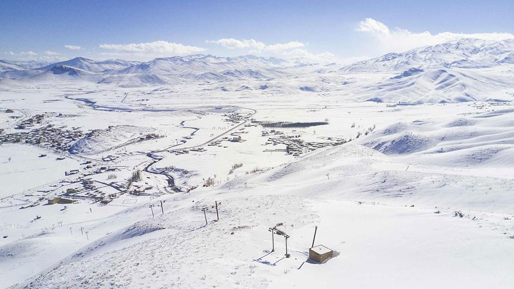 Chelgerd Ski Resort