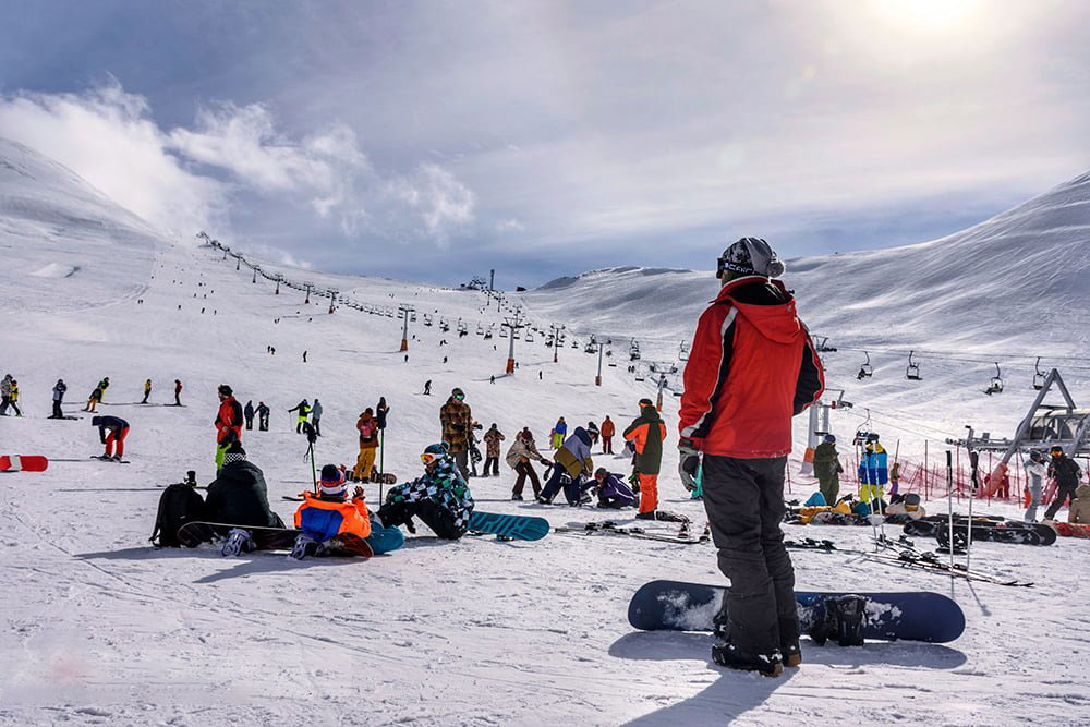 How to Rent Ski Equipment in Iran?