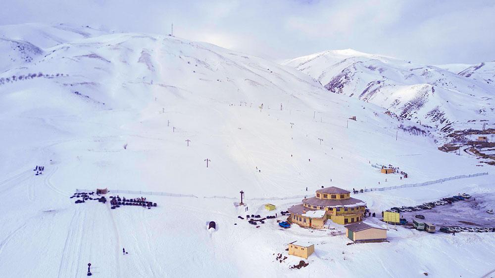 Sahand Ski Resort