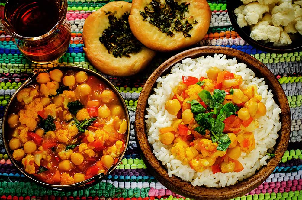 What are the Best dishes in Iran for vegetarians?