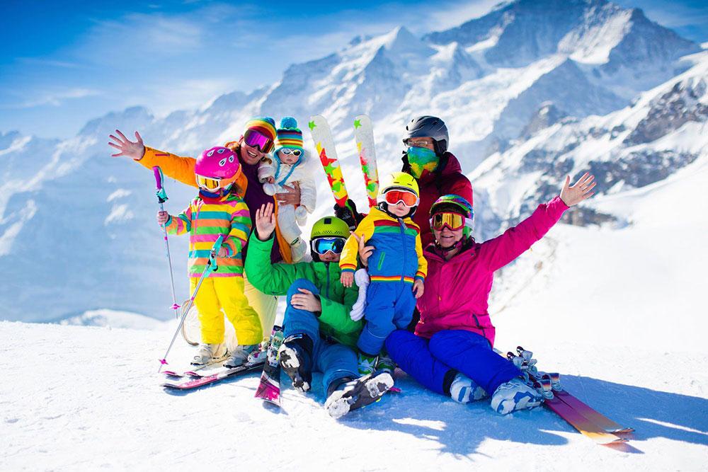 Reasons to take part in Iran Ski Tour