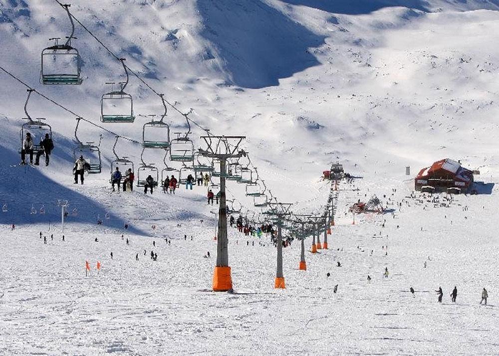 Tochal Ski Resort