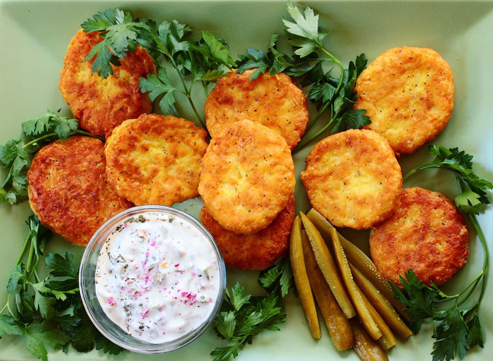 2.Dishes with egg as the main ingredient