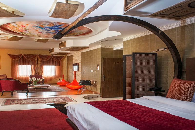 Ferdowsi Hotel Tehran