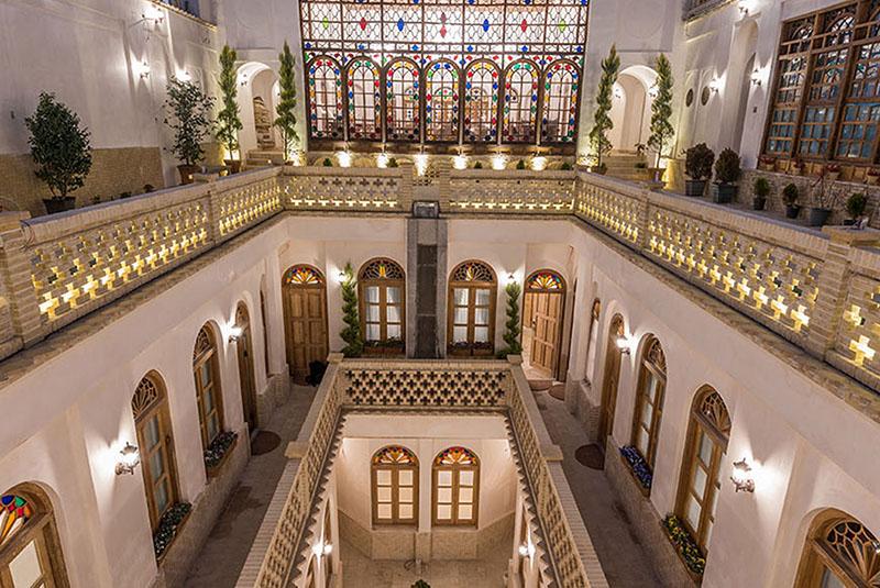 Ghasre Monshi Isfahan