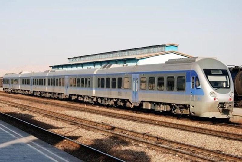 Tehran to Van train