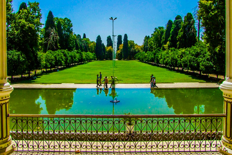 Afif Abad Garden