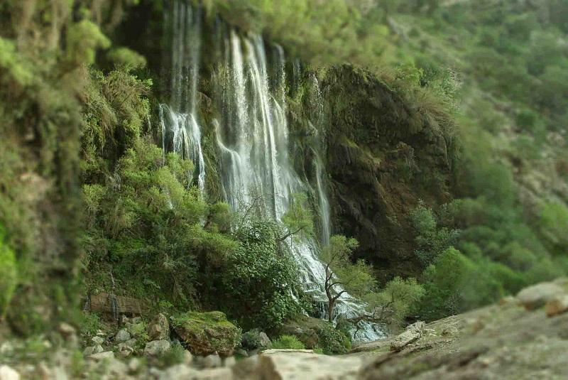 Shevi Waterfall