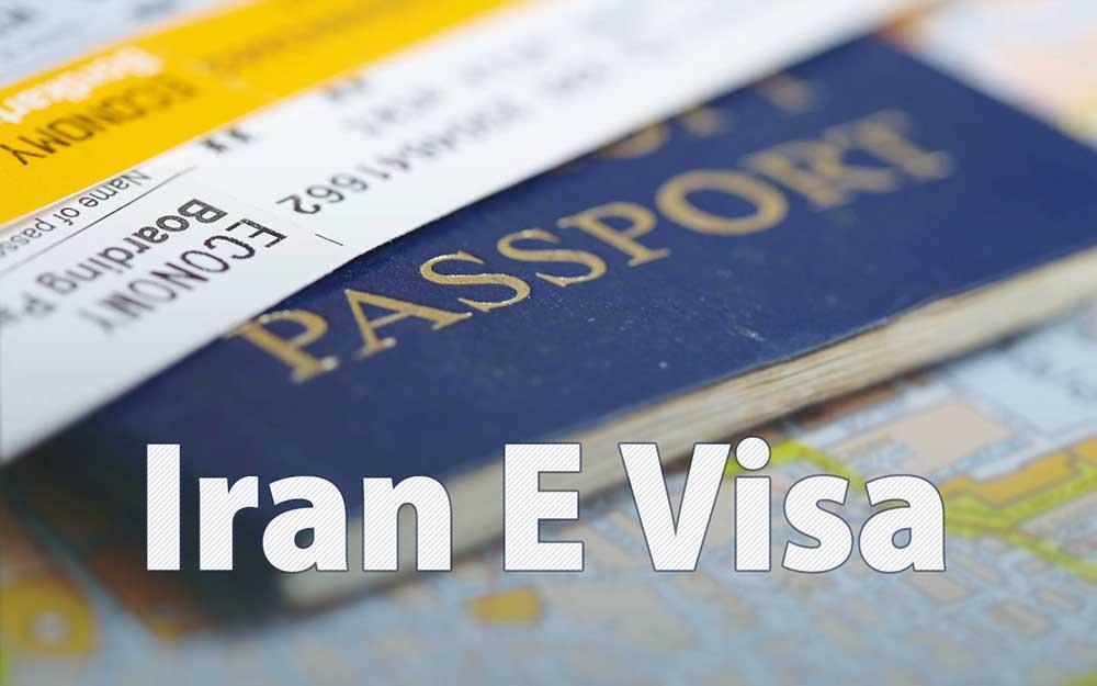 e Visa for Iran